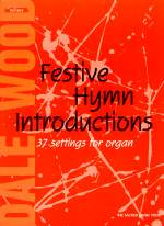 Festive Hymn Inntroductions Cover