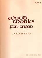Wood Works for Organ 3 Cover